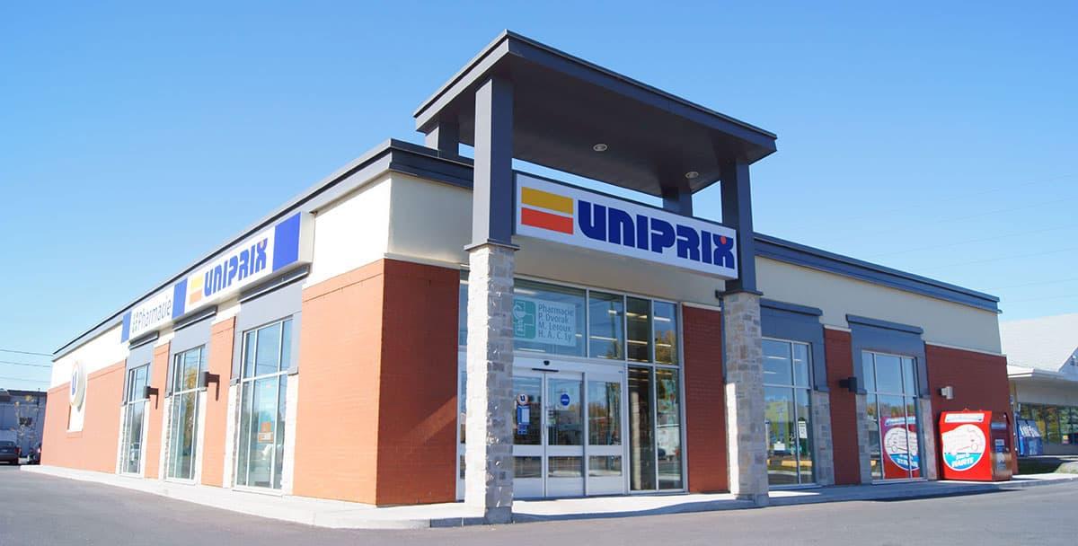 Maintenance Uniprix
